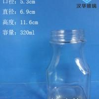 厂家直销300ml玻璃蜂蜜瓶,徐州蜂蜜玻璃瓶批发