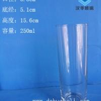 徐州生产250ml玻璃水杯价格牛奶玻璃杯生产商