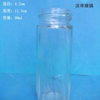 徐州生产90ml调料玻璃瓶胡椒粉玻璃瓶生产商