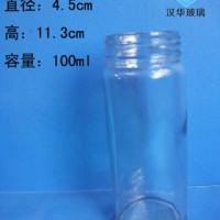 厂家直销100ml玻璃胡椒粉瓶,调料玻璃瓶生产厂家