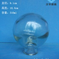 徐州生产300ml圆球香薰玻璃瓶价格