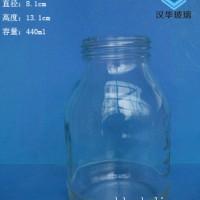 徐州生产440ml组培玻璃瓶培养玻璃瓶批发