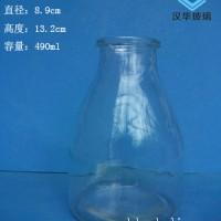 徐州生产490ml压盖玻璃组培瓶价格