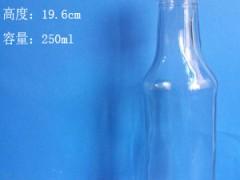 250ml麻油玻璃瓶生产厂家