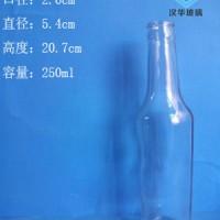 热销250ml玻璃麻油瓶橄榄油玻璃瓶生产商