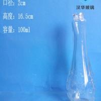 热销100ml玻璃香水瓶,化妆品玻璃瓶生产厂家