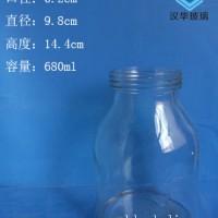 680ml玻璃组培瓶生产厂家,订制各种玻璃培养器皿