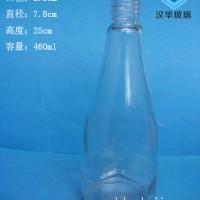 厂家直销460ml玻璃喂鸟器,徐州玻璃饮鸟器瓶批发