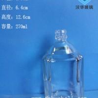 热销250ml白酒玻璃瓶,半斤装玻璃酒瓶生产厂家