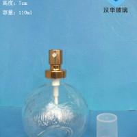 热销100ml工艺香水玻璃瓶,厂家直销玻璃香水瓶