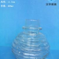 厂家直销400ml酒精灯玻璃瓶,出口玻璃酒精灯瓶
