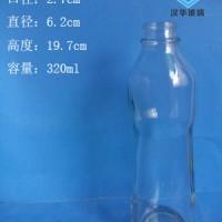厂家直销320ml麻油玻璃瓶橄榄油玻璃瓶批发