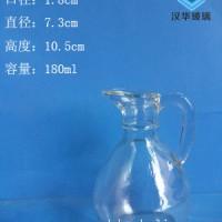 徐州生产180ml玻璃小油壶批发