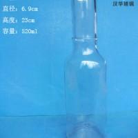 徐州生产500ml果汁玻璃瓶,厂家直销玻璃饮料瓶