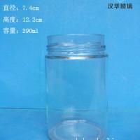 厂家直销390ml麻辣酱玻璃瓶,果酱玻璃瓶批发