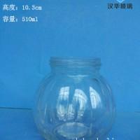 500ml辣椒酱玻璃瓶生产厂家