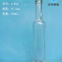 200ml冰酒瓶生产厂家,厂家直销玻璃红酒瓶