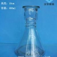 徐州生产450ml玻璃水烟袋瓶批发价格