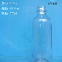 徐州生产370ml玻璃香油瓶,橄榄油玻璃瓶批发