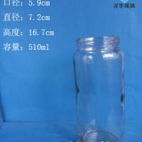 热销500ml罐头玻璃瓶徐州玻璃酱菜瓶批发