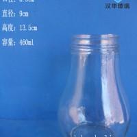 徐州生产450ml玻璃油壶,酱油醋玻璃瓶批发