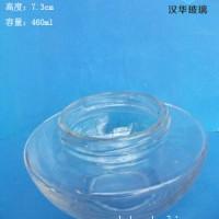 厂家直销450ml麻辣酱玻璃瓶,玻璃果酱瓶生产厂家