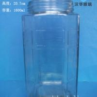 徐州生产1600ml大容量蜂蜜玻璃瓶玻璃制品生产厂家