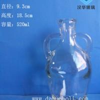 一斤装玻璃酒瓶生产厂家,高档白酒玻璃瓶批发