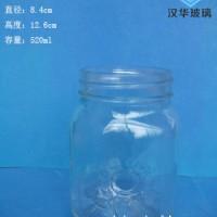徐州生产500ml蜂蜜玻璃瓶,厂家直销玻璃蜂蜜瓶价格