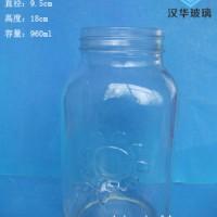 950ml蜂蜜玻璃瓶批发价格