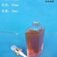 热销30ml玻璃香水瓶,化妆品玻璃瓶生产厂家