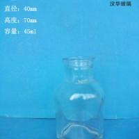 徐州生产40ml汽车香水玻璃瓶