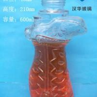 批发600ml出口玻璃喂鸟器,厂家直销饮鸟器玻璃瓶