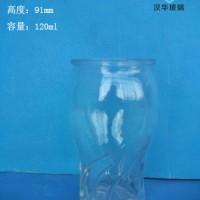 120ml玻璃口杯,果汁玻璃杯生产厂家