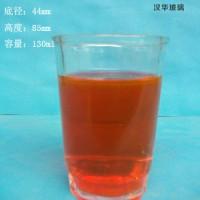 125ml玻璃口杯酒瓶生产厂家