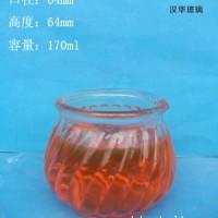 徐州生产170ml玻璃烛台,蜡烛玻璃杯生产厂家