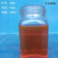 140ml玻璃蜂蜜瓶生产厂家