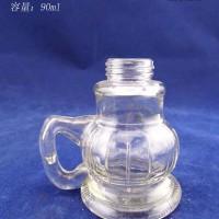 厂家直销90ml酒精灯玻璃瓶价格