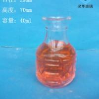 徐州生产40ml玻璃小酒瓶,厂家直销高档玻璃酒瓶