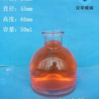厂家直销50ml玻璃香薰瓶批发价格