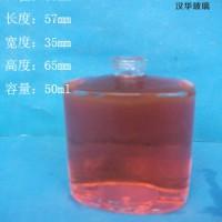 热销50ml香水玻璃瓶,厂家直销玻璃香水瓶价格