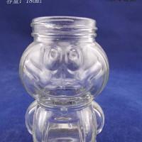 徐州生产180ml蜂蜜玻璃瓶,订制各种玻璃蜂蜜瓶