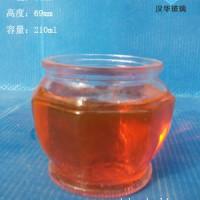徐州生产200ml玻璃密封罐,茶叶玻璃罐生产厂家