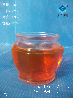 210ml玻璃罐