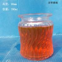 300ml出口茶叶玻璃罐生产厂家