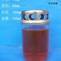 批发250ml工艺蜡烛玻璃杯,徐州生产各种玻璃烛台