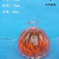90ml香薰玻璃瓶生产厂家,订制各种玻璃香薰瓶